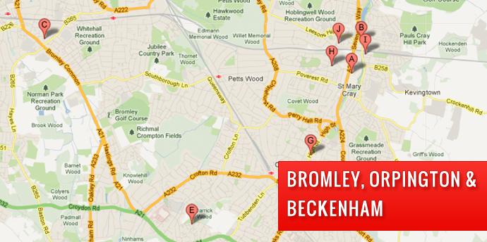 bromley-orpington-beckenham