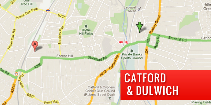 catford-dulwich