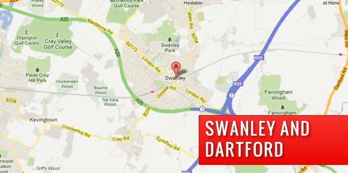 swanley--dartford