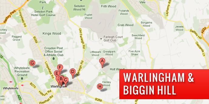 warlingham-biggin-hill